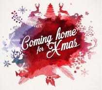 Logo Coming Home For X-MAS