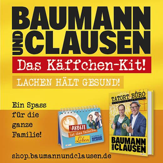 Baumann und Clausen - Käffchen-Kitt
