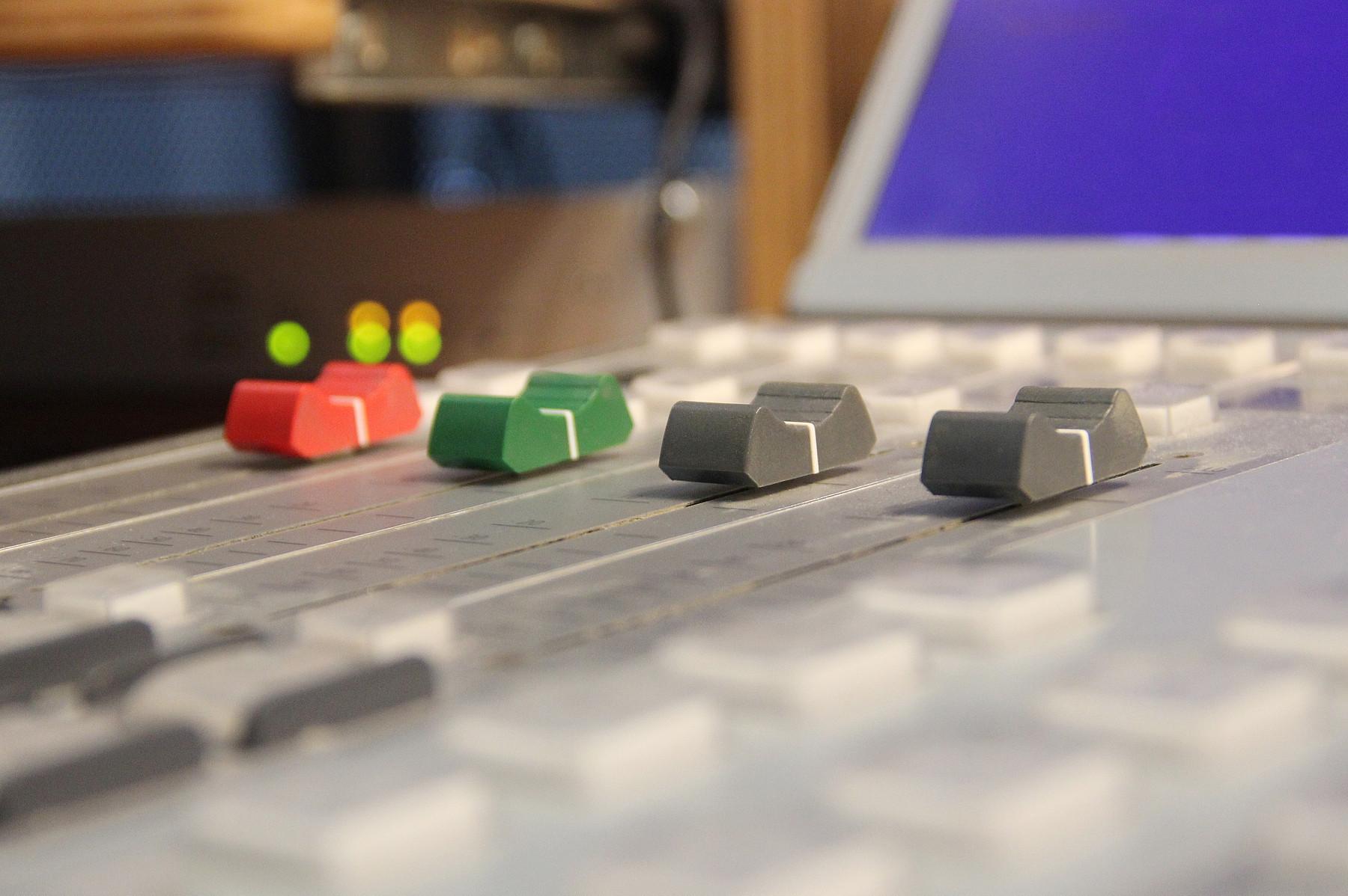 Ein Blick in unser Studio