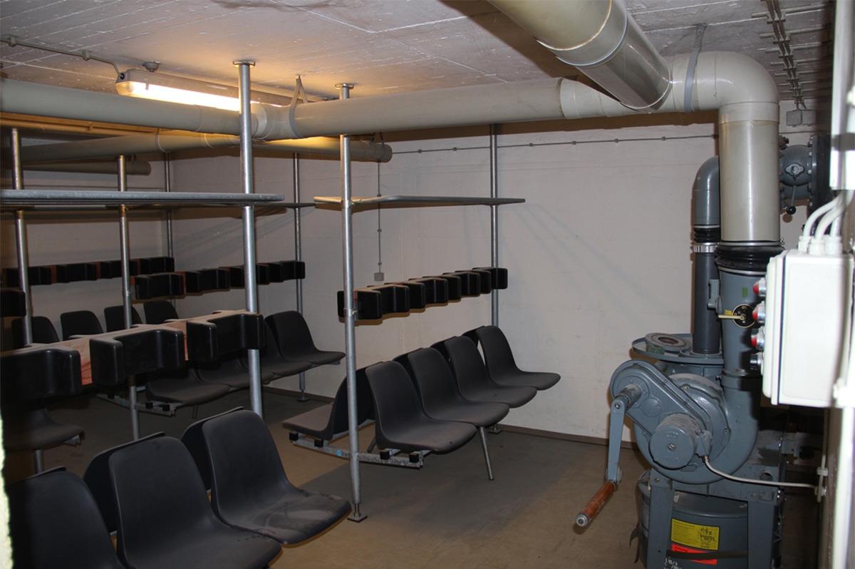 Atomschutzbunker in Löhne