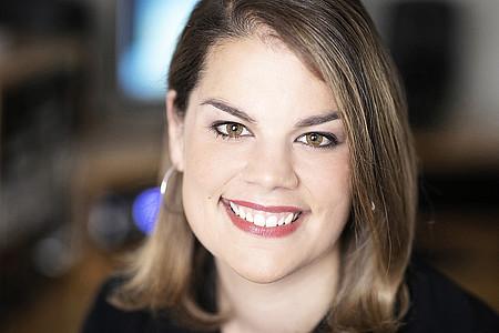 Madline Ponte - Moderatorin