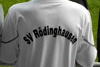 SV Rödinghausen in Mönchengladbach as a guest