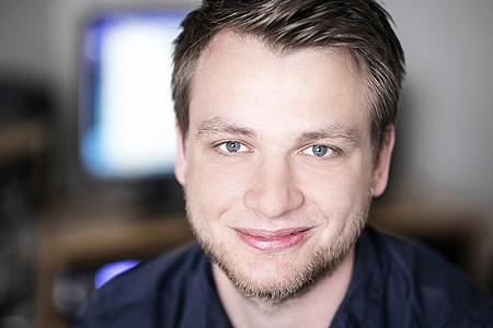Christopher Menzel - Redakteur bei Radio Herford