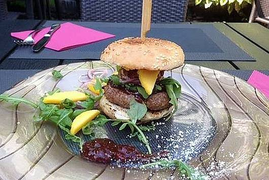 "Grill-Rezepte: Alex Wahis ""Edelburger"""