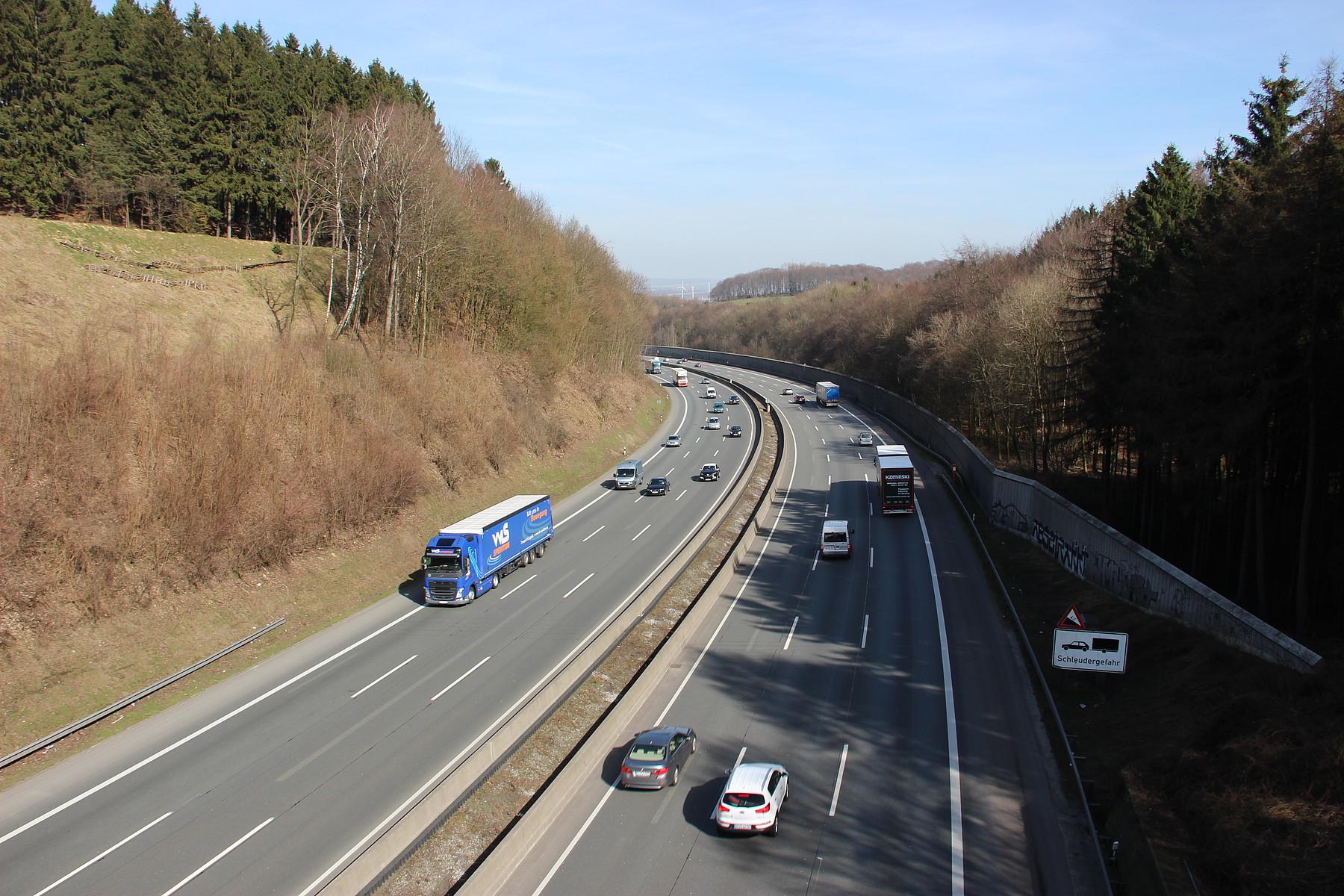 Verkehr in NRW