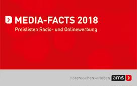 Cover der Media-Facts 2018